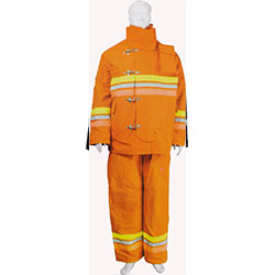 Fire Man Turn Out Gear SA/NFS American Style